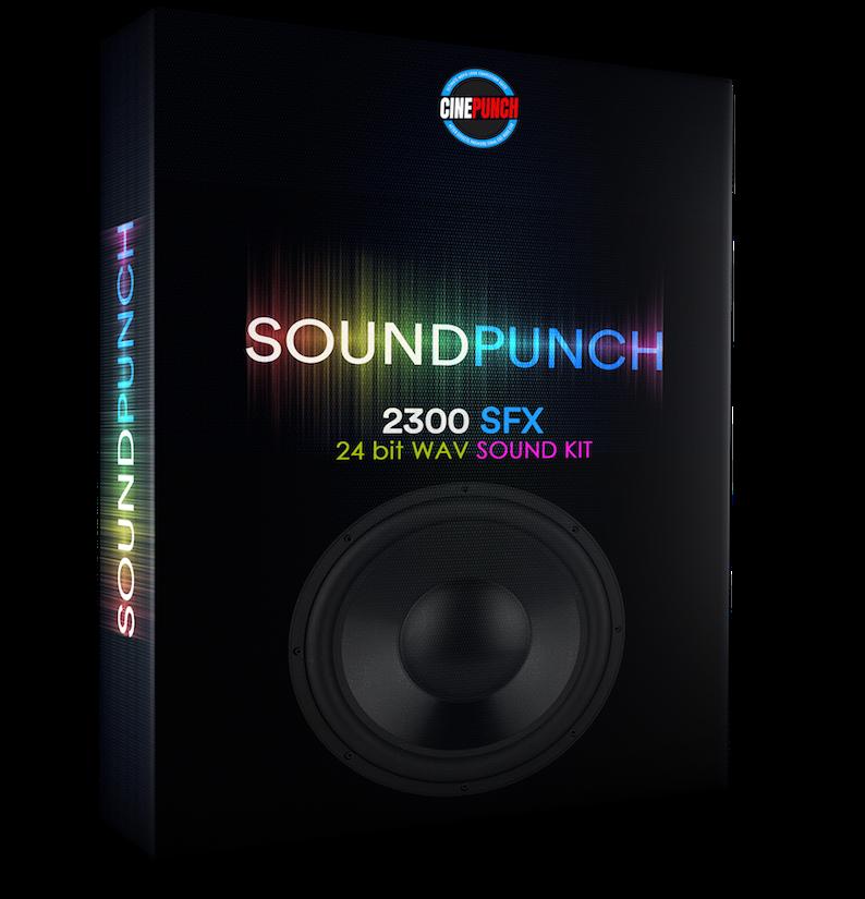 cinepunch Home SoundPunch Box