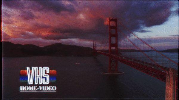 VHS RETRO Presets VHSRetro1 gap