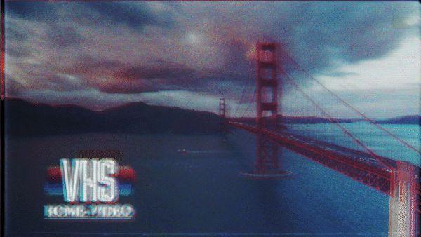 VHS RETRO Presets VHSRetro15 gap