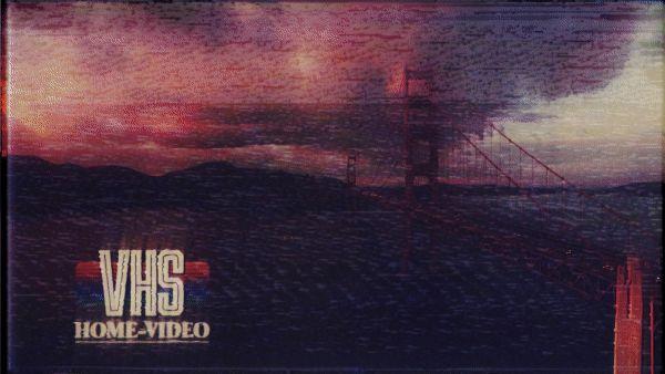 VHS RETRO Presets VHSRetro18 gap