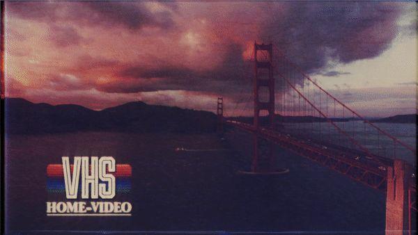 VHS RETRO Presets VHSRetro20 gap
