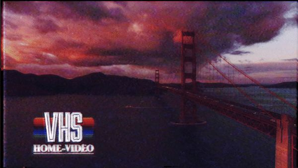 VHS RETRO Presets VHSRetro25 gap