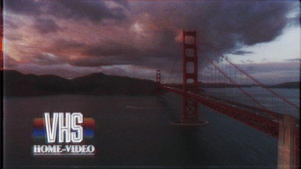 VHS RETRO Presets VHSRetro3 gap