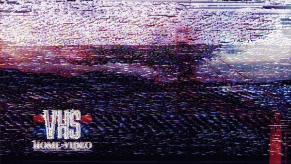 VHS RETRO Presets VHSRetro5 gap